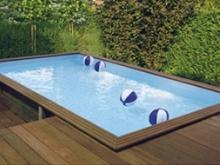 Altijd al een monoblock zwembad willen kopen woning stijl for Monoblock zwembad
